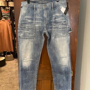 Citizens of Humanity crop jeans. New with tags.